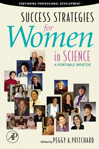 Success Strategies for Women in Science, success блуза
