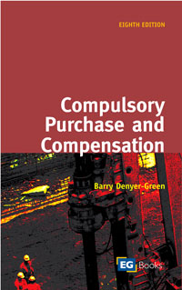 Compulsory Purchase and Compensation,