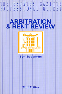 Arbitration and Rent Review,