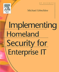 Implementing Homeland Security for Enterprise IT, 程序员代码面试指南:it名企算法与数据结构题目解
