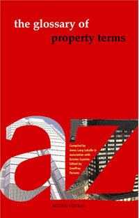 Glossary of Property Terms,