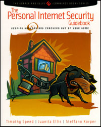 The Personal Internet Security Guidebook, trend micro internet security