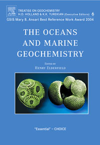 The Oceans and Marine Geochemistry, nforba melvin tamnta and cheo emmanuel suh regolith geochemistry and mineralogy derived from itabirite