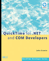 QuickTime for .NET and COM Developers, desalitto com