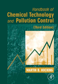 Handbook of Chemical Technology and Pollution Control, 3rd Edition, handbook of silicon wafer cleaning technology 2nd edition