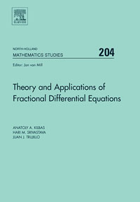 Theory and Applications of Fractional Differential Equations,204 strong and weak graphs theory and applications