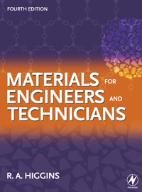 Materials for Engineers and Technicians, civil engineering materials handbook for technicians