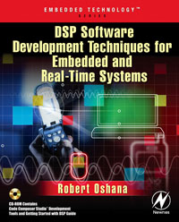 DSP Software Development Techniques for Embedded and Real-Time Systems, steval ifr002v1 programmers development systems mr li