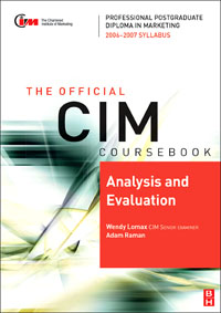 CIM Coursebook 06/07 Analysis and Evaluation, global elementary coursebook with eworkbook pack