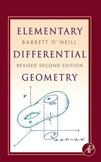 Elementary Differential Geometry, Revised 2nd Edition, головка dde гм 50