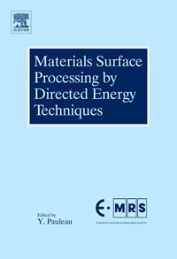 Materials Surface Processing by Directed Energy Techniques, improved milk processing techniques
