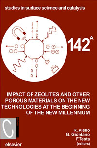 Impact of Zeolites and other Porous Materials on the New Technologiesat the Beginning of the New Millennium, swapna nair and m r anantharaman investigation on the nanomagnetic materials and ferrofluids