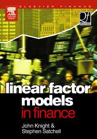 Linear Factor Models in Finance, linear regression models with heteroscedastic errors