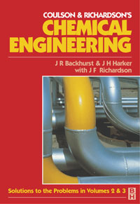 Chemical Engineering: Solutions to the Problems in Volumes 2 & 3, pocket guide to chemical engineering