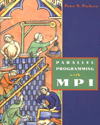 Parallel Programming with MPI, gregory v wilson parallel programming using c