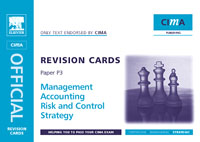 все цены на CIMA Revision Cards: Risk and Control Strategy,