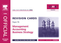 CIMA Revision Cards: Business Strategy,