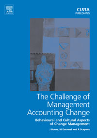 Challenge of Management Accounting Change, raw challenge