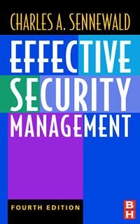 Effective Security Management, shahzeb anwar and zeeshan abbas awan effective green management
