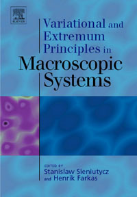 Variational and Extremum Principles in Macroscopic Systems, variational method