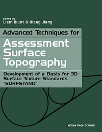 Advanced Techniques for Assessment Surface Topography, assessment guidance model for hemostatic of surface blutpunkte