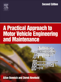 A Practical Approach to Motor Vehicle Engineering and Maintenance, practical reverse engineering