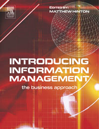 Introducing Information Management, introducing knowledge management metrics model