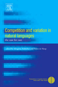 Competition and Variation in Natural Languages, i migrations in cultures and languages