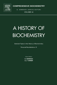 Selected Topics in the History of Biochemistry: Personal Recollections IX,44 the selected works of h g wells