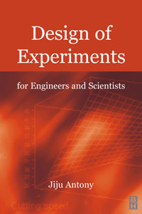 Design of Experiments for Engineers and Scientists, modern physics for scientists and engineers