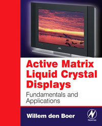 Active Matrix Liquid Crystal Displays, uni tec жидкие кристаллы liquid crystal 50 мл