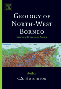 Geology of North-West Borneo, geology of north west borneo