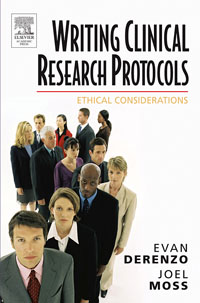 Writing Clinical Research Protocols,