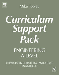 Engineering A Level Curriculum Support Pack,