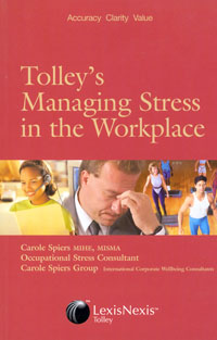 Tolley's Managing Stress in the Workplace, managing the store