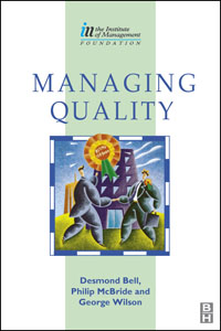 Managing Quality,