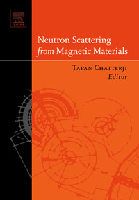 Neutron Scattering from Magnetic Materials, mvp neutron tangent