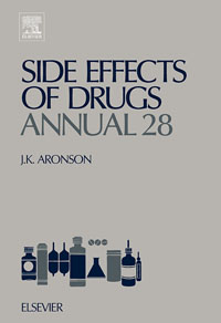 Side Effects of Drugs Annual 28,28 jeffrey k aronson meyler s side effects of antimicrobial drugs