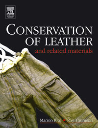 Conservation of Leather and Related Materials,