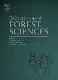 Encyclopedia of Forest Sciences, Four-Volume Set,