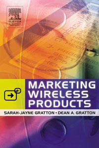 Marketing Wireless Products, marketing