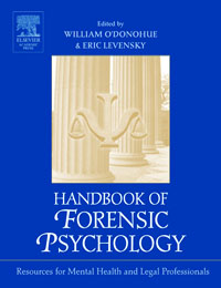 Handbook of Forensic Psychology,