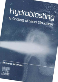Hydroblasting and Coating of Steel Structures, stability and ductility of steel structures sdss 99