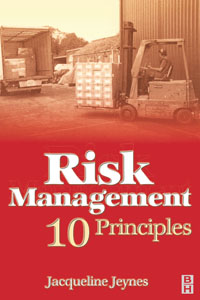 Risk Management: 10 Principles, logistic management
