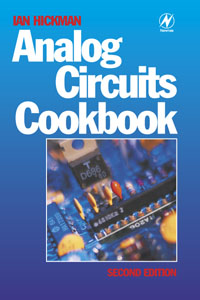 Analog Circuits Cookbook, zero belly cookbook