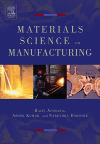 Materials Processing and Manufacturing Science,