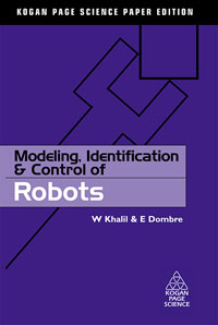 Modeling, Identification and Control of Robots, ashish patel jyotsna choubey and m k verma identification