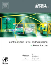 Control System Power and Grounding Better Practice, control