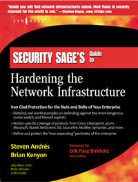 Security Sage's Guide to Hardening the Network Infrastructure, food security measurement guide