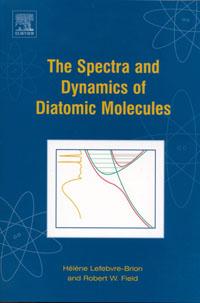 The Spectra and Dynamics of Diatomic Molecules, балетки spectra